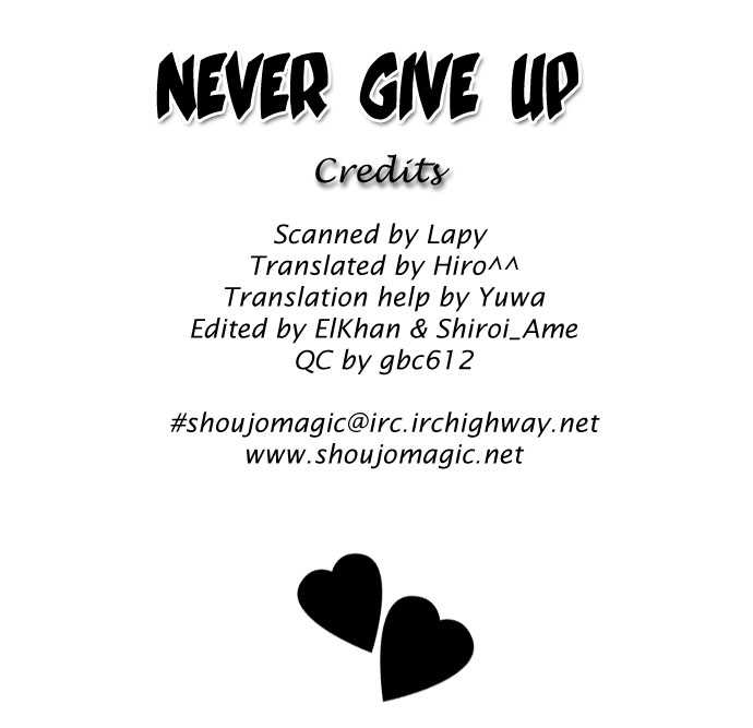 Never Give Up! 36 Page 2