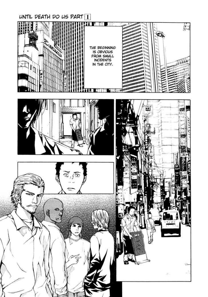 Until Death Do Us Part 7 Page 1