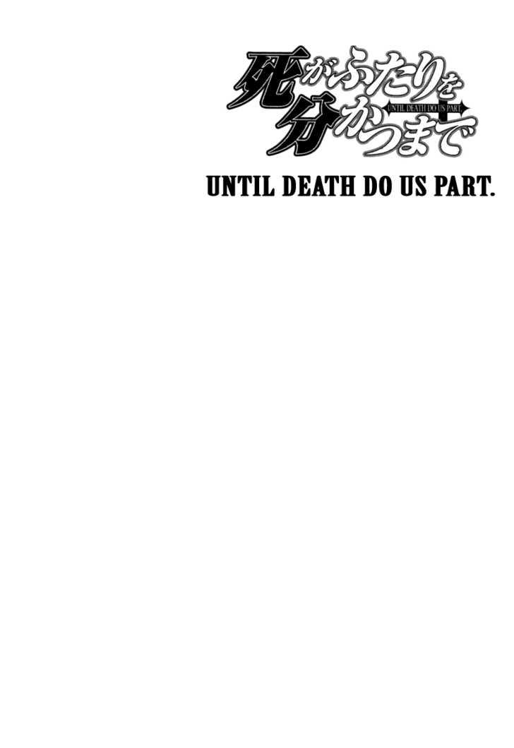 Until Death Do Us Part 16 Page 1