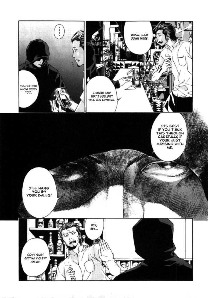 Until Death Do Us Part 28 Page 4