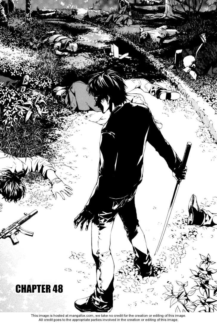 Until Death Do Us Part 48 Page 5