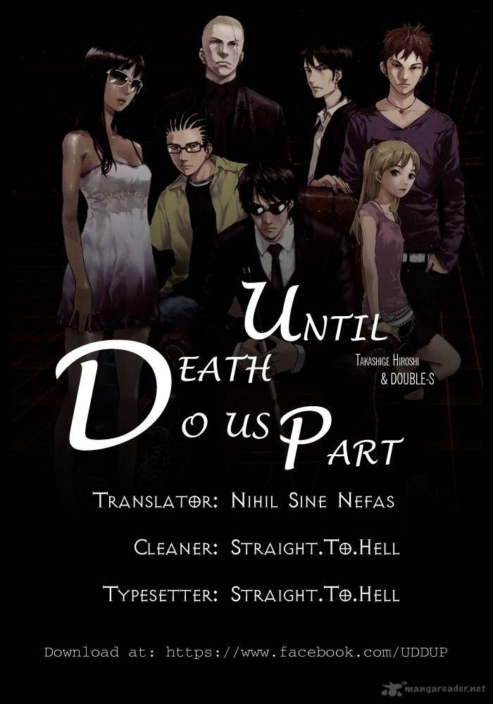 Until Death Do Us Part 137 Page 1