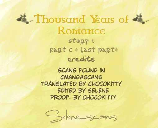 Thousand Years Romance 1.3 Page 2