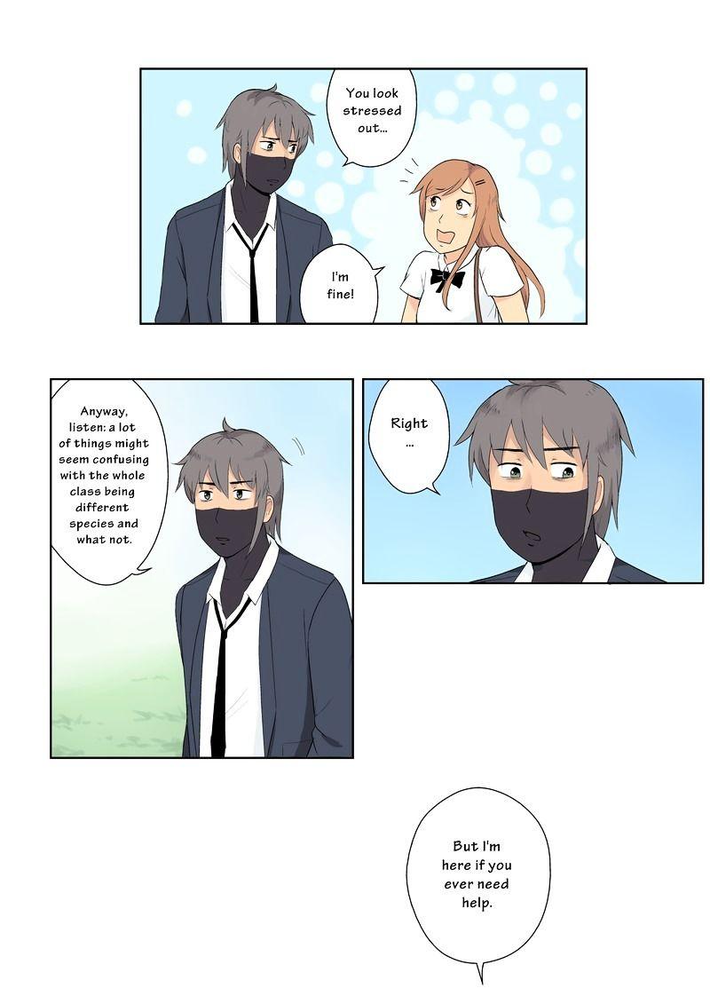 Yujo No Yume: A dream of friendship 19 Page 2