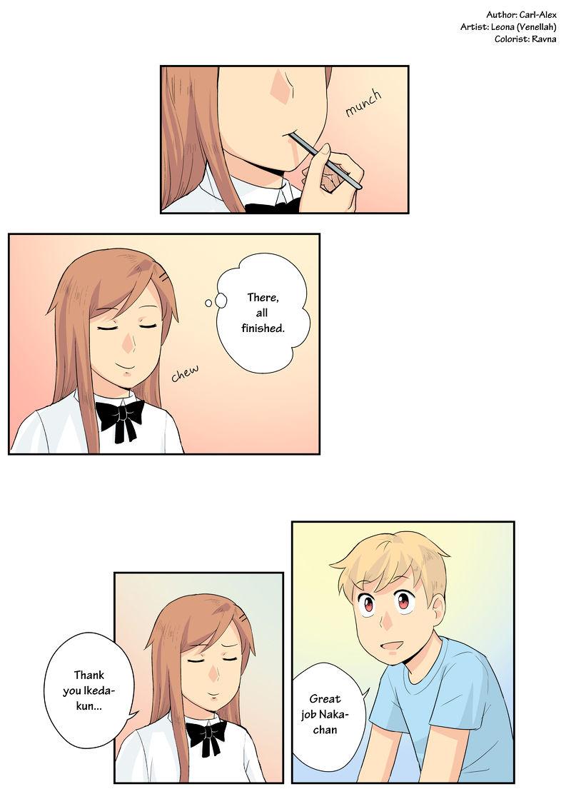 Yujo No Yume: A dream of friendship 25 Page 1