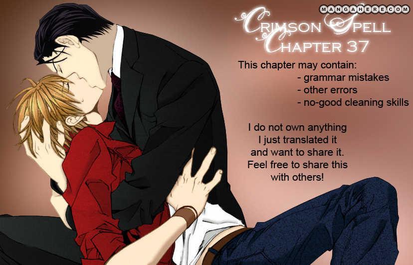 Crimson Spell 37 Page 1