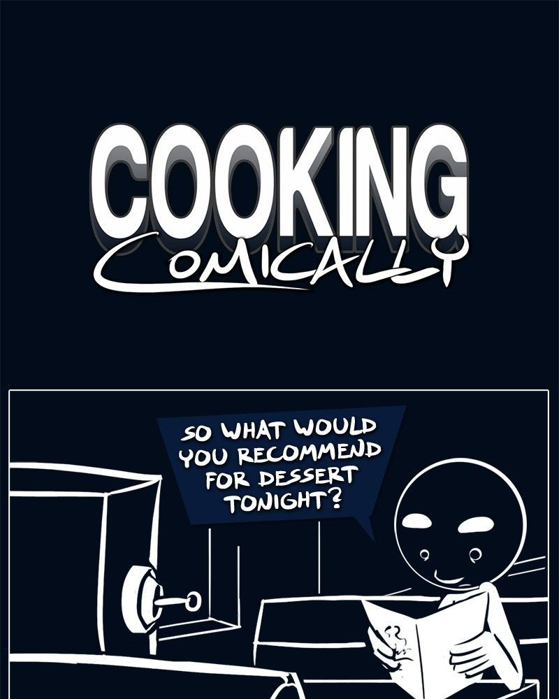 Cooking Comically 64 Page 1