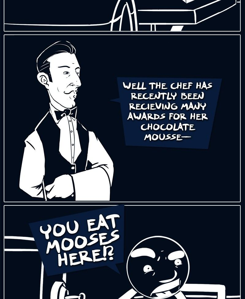 Cooking Comically 64 Page 2