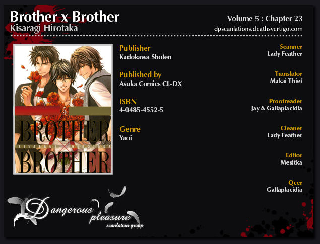 Brother X Brother 23 Page 2