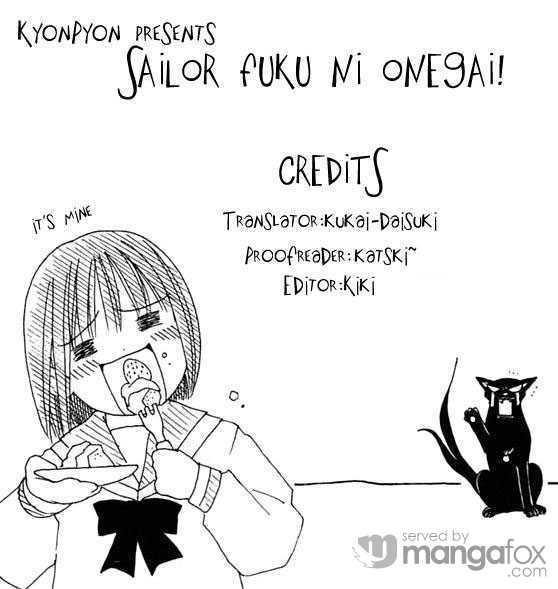Sailor Fuku ni Onegai! 6 Page 1