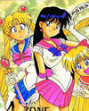 Bishoujo Senshi Sailormoon dj - A-Zone