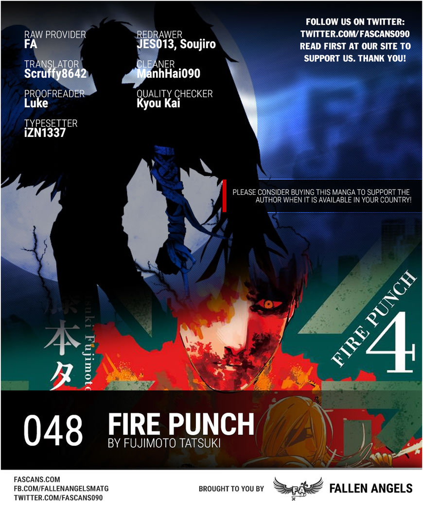Fire Punch 49 Page 1