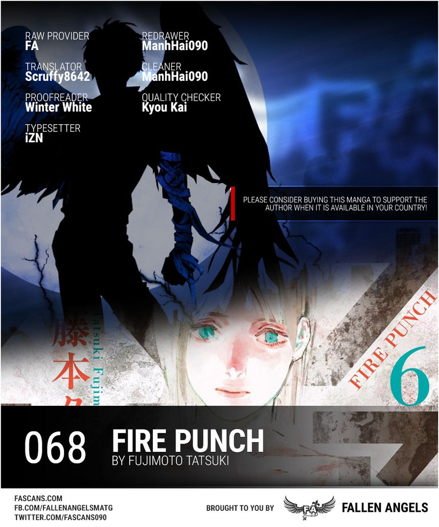Fire Punch - Chapter 68 - 1