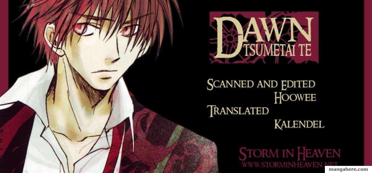 Dawn - Tsumetai Te 12 Page 1