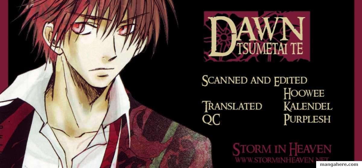 Dawn - Tsumetai Te 13 Page 1