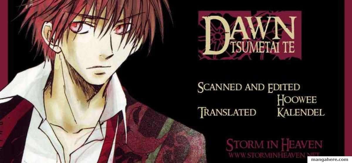Dawn - Tsumetai Te 15 Page 1