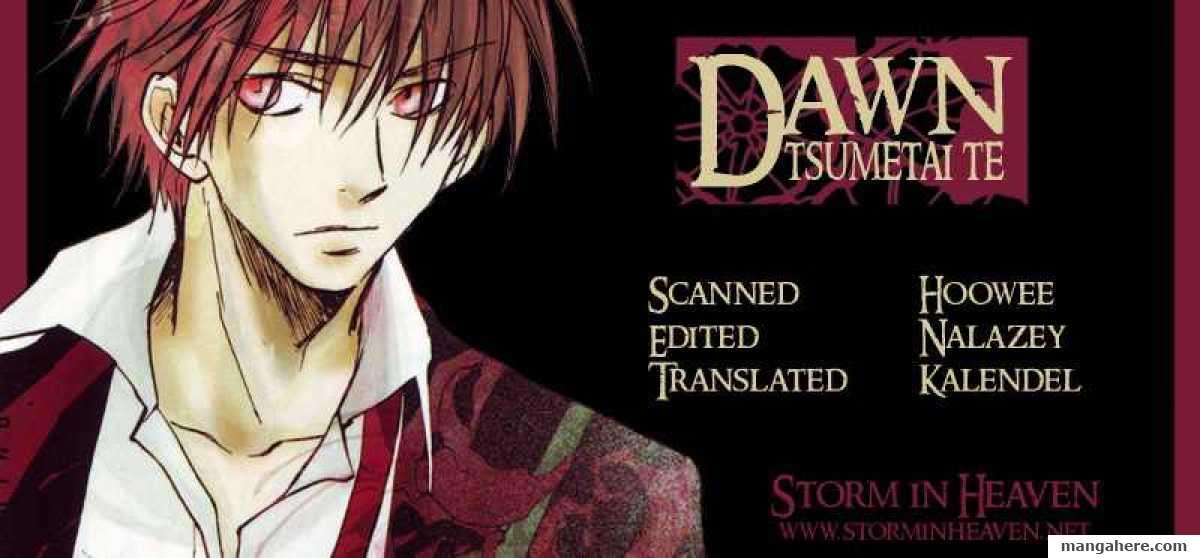 Dawn - Tsumetai Te 16 Page 2