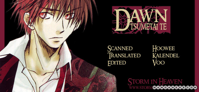 Dawn - Tsumetai Te 33 Page 1