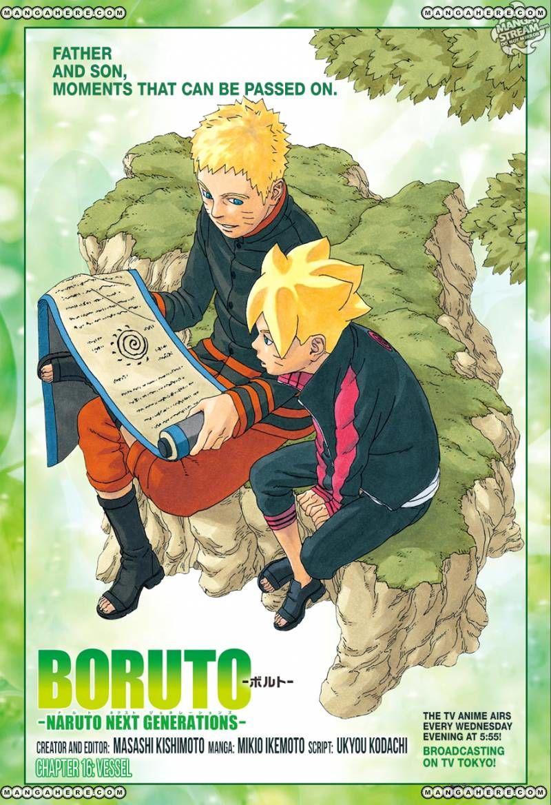 Boruto: Naruto Next Generations - Chapter 16 - 1