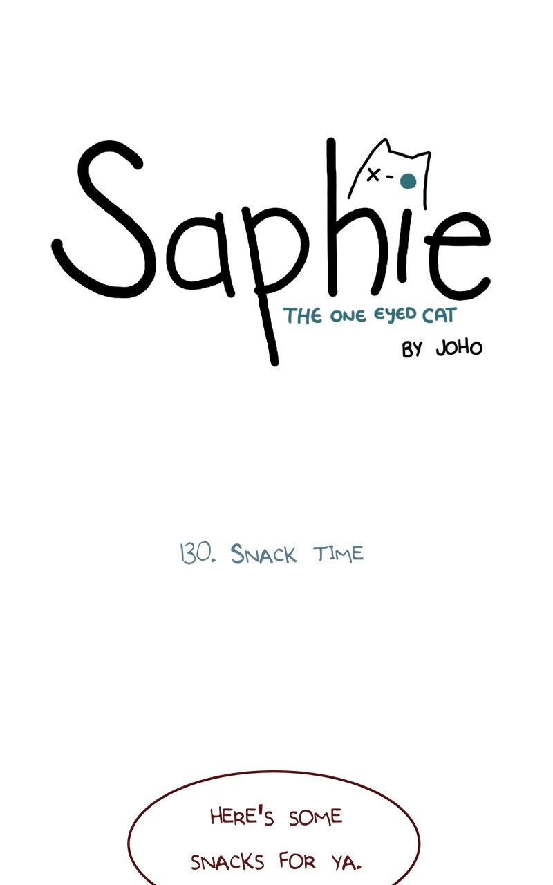 Saphie: The One-Eyed Cat 130 Page 1