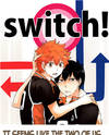 Haikyu!! dj - switch!
