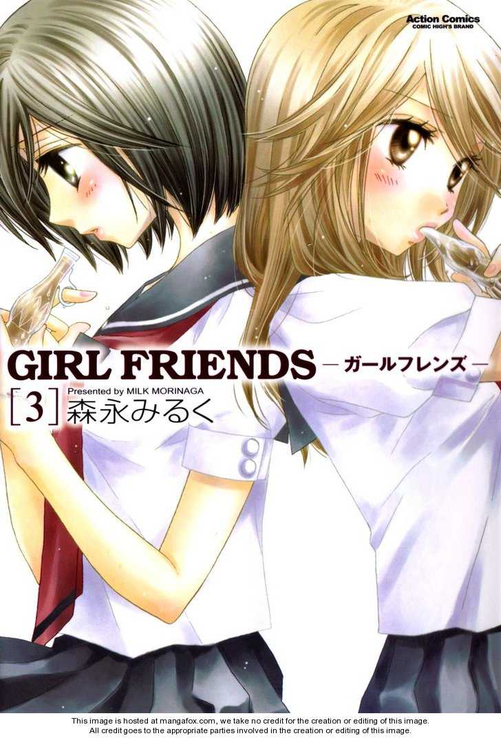 Girl Friends 21.5 Page 1
