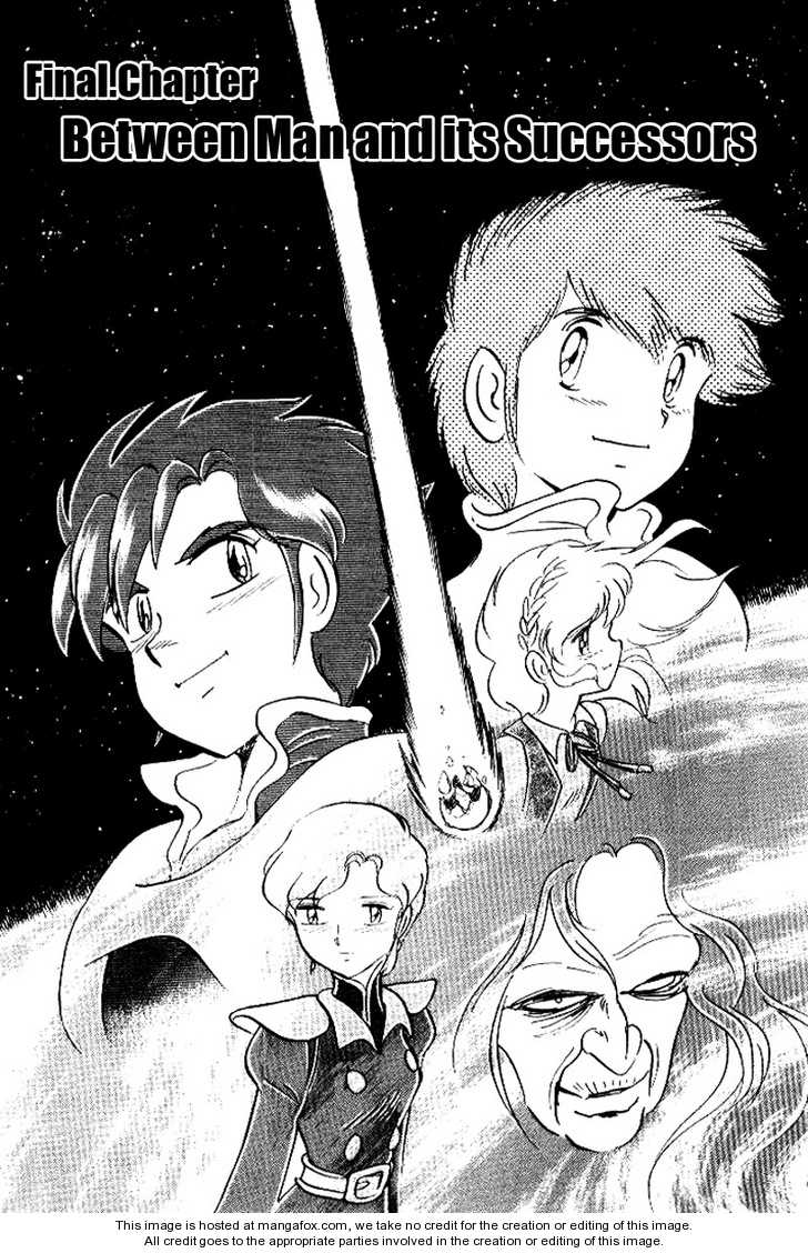Mobile Suit Crossbone Gundam 5 Page 1