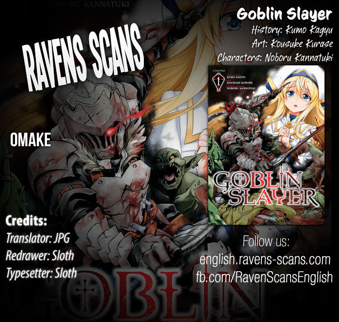 Goblin Slayer 4.1 Page 1
