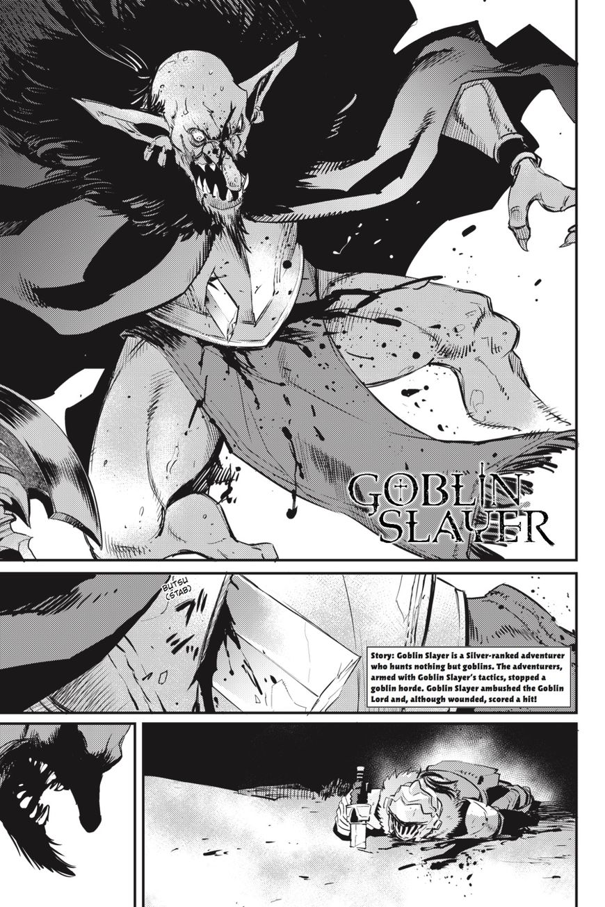 Goblin Slayer 15 Page 2