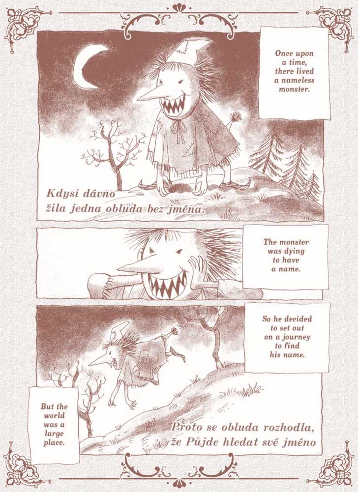 Monster 71 Page 1