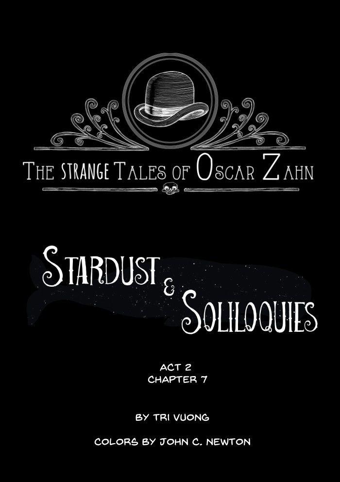The Strange Tales of Oscar Zahn 47 Page 1