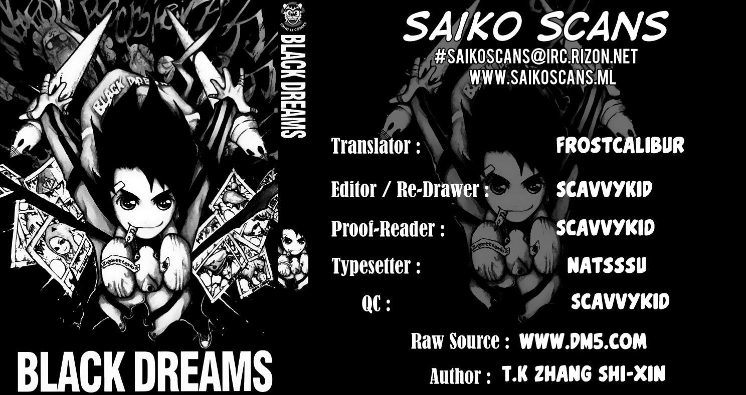 Black Dreams 3 Page 1