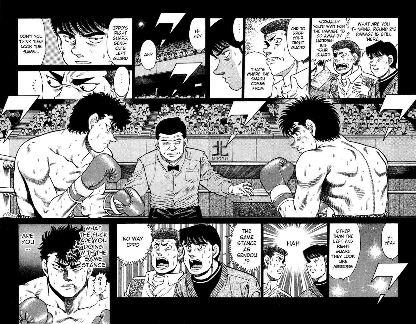 Hajime no Ippo 103 Page 2