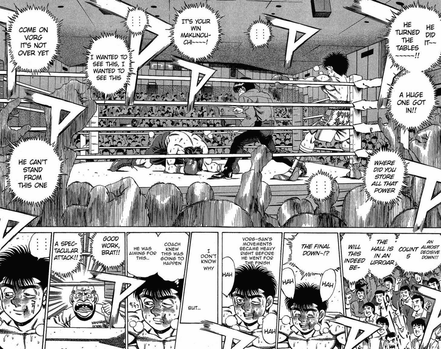 Hajime no Ippo 167 Page 2