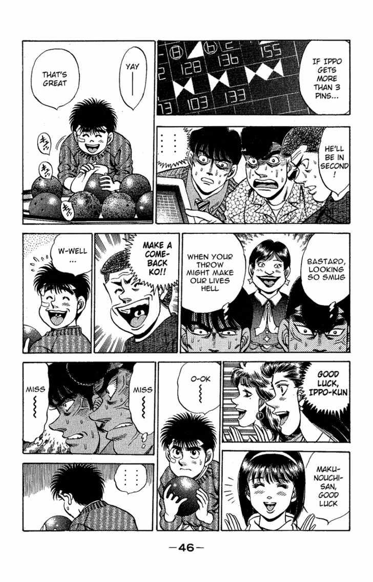 Hajime no Ippo 172 Page 4
