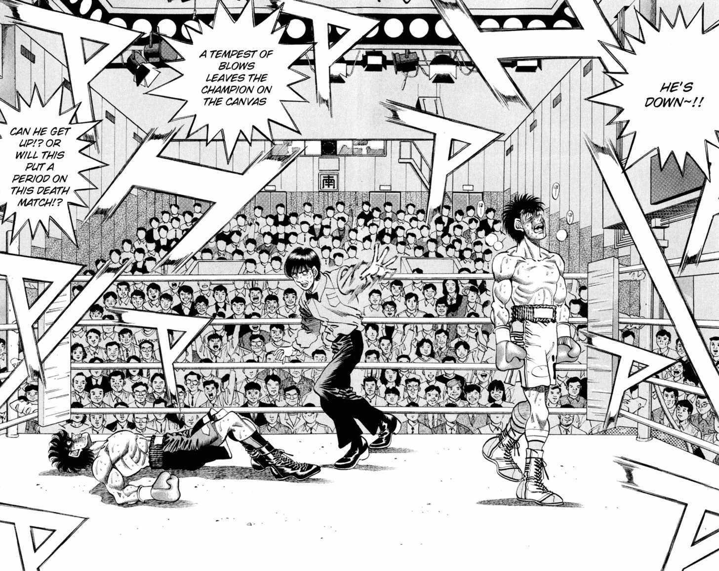 Hajime no Ippo 266 Page 2