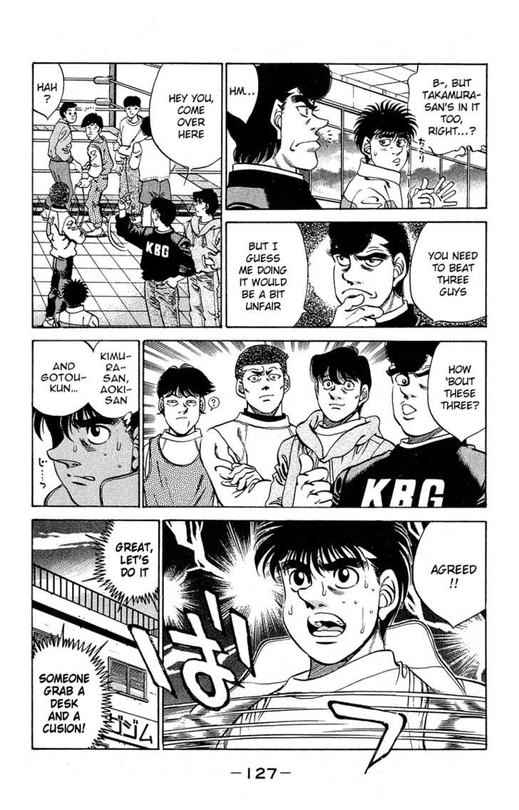 Hajime no Ippo 294 Page 3