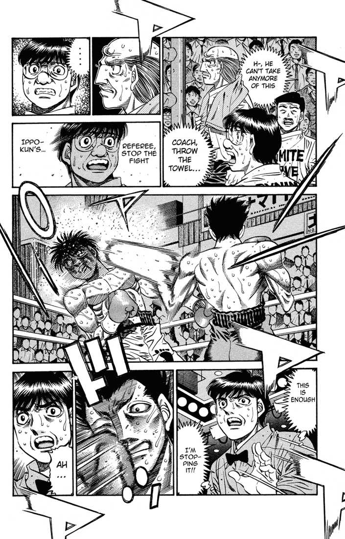 Hajime no Ippo 496 Page 2
