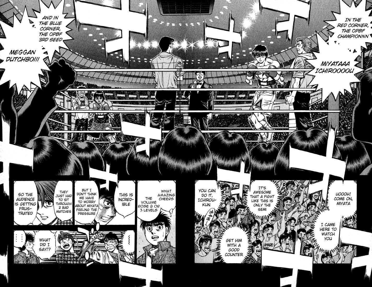 Hajime no Ippo 529 Page 2