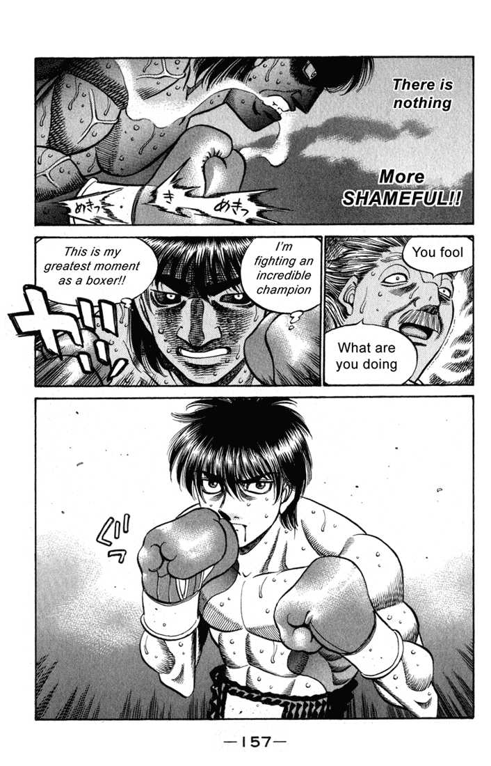 Hajime no Ippo 531 Page 3