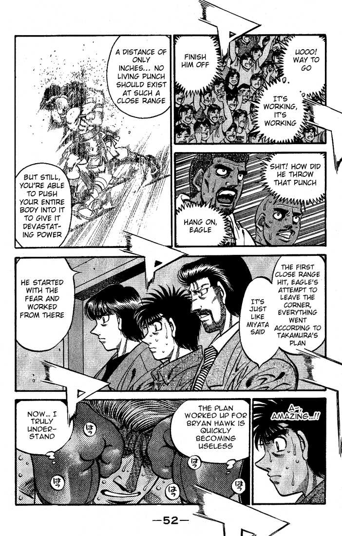 Hajime no Ippo 545 Page 3
