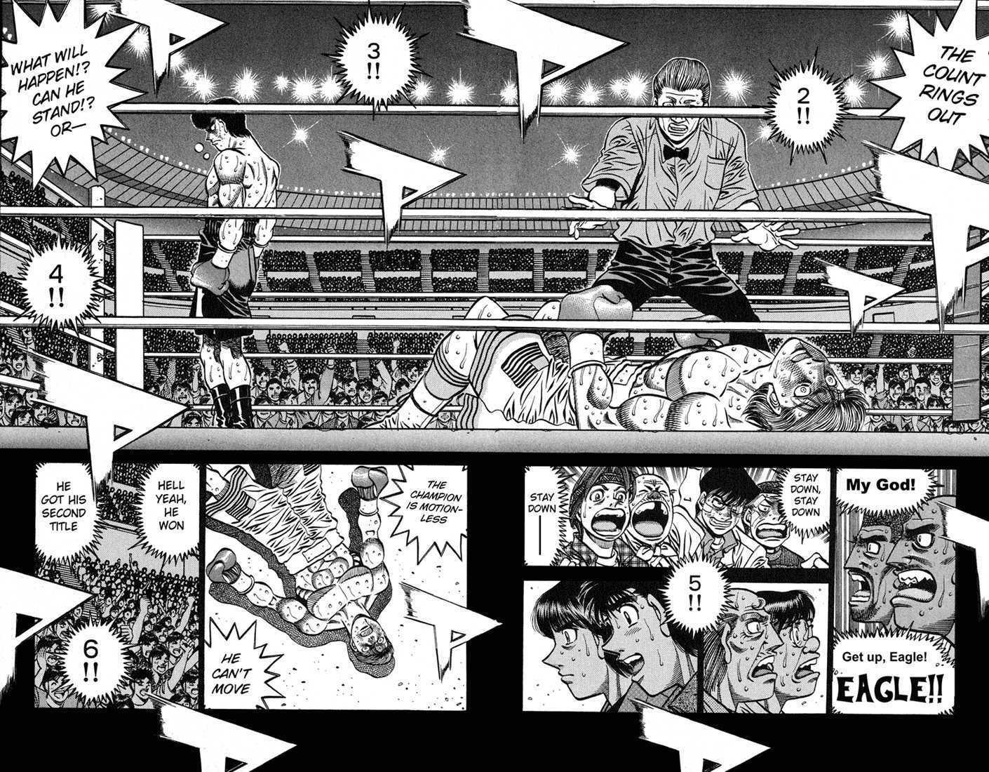 Hajime no Ippo 547 Page 2