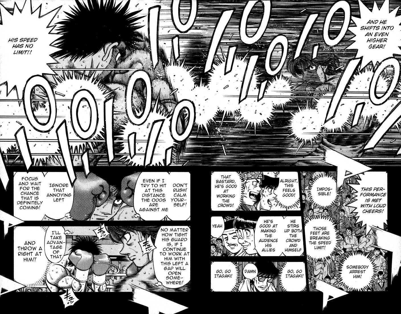 Hajime no Ippo 600 Page 3