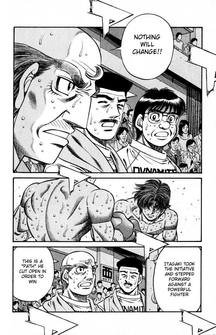 Hajime no Ippo 604 Page 3