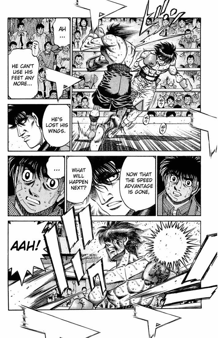 Hajime no Ippo 662 Page 2