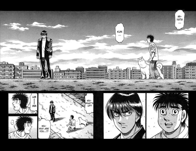 Hajime no Ippo 721 Page 2