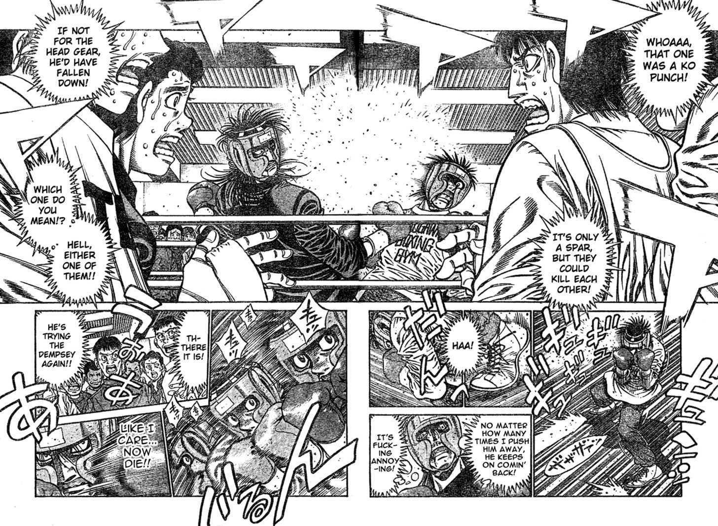 Hajime no Ippo 765 Page 2