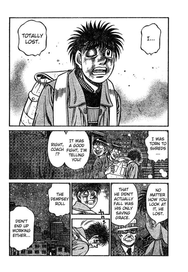 Hajime no Ippo 766 Page 2