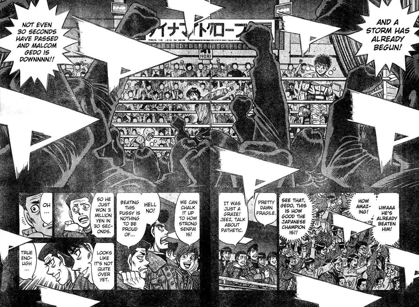 Hajime no Ippo 771 Page 2