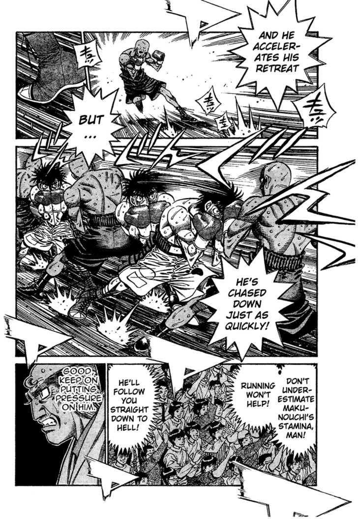 Hajime no Ippo 776 Page 2